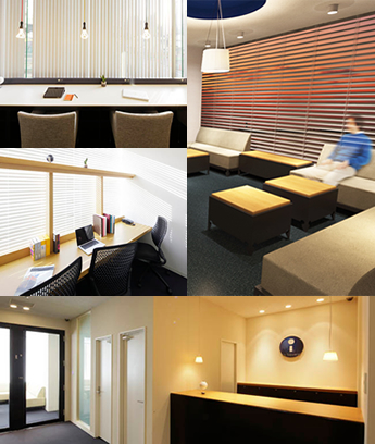 Office interior design office design works inc for Office design works